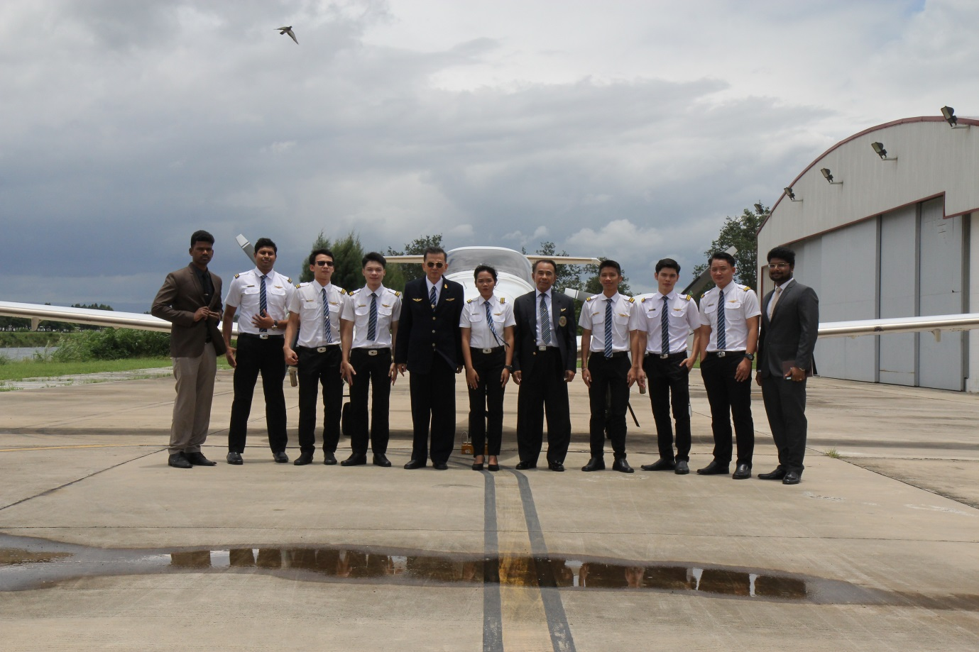 Aeronautics - Pilot Training - St Theresa International College